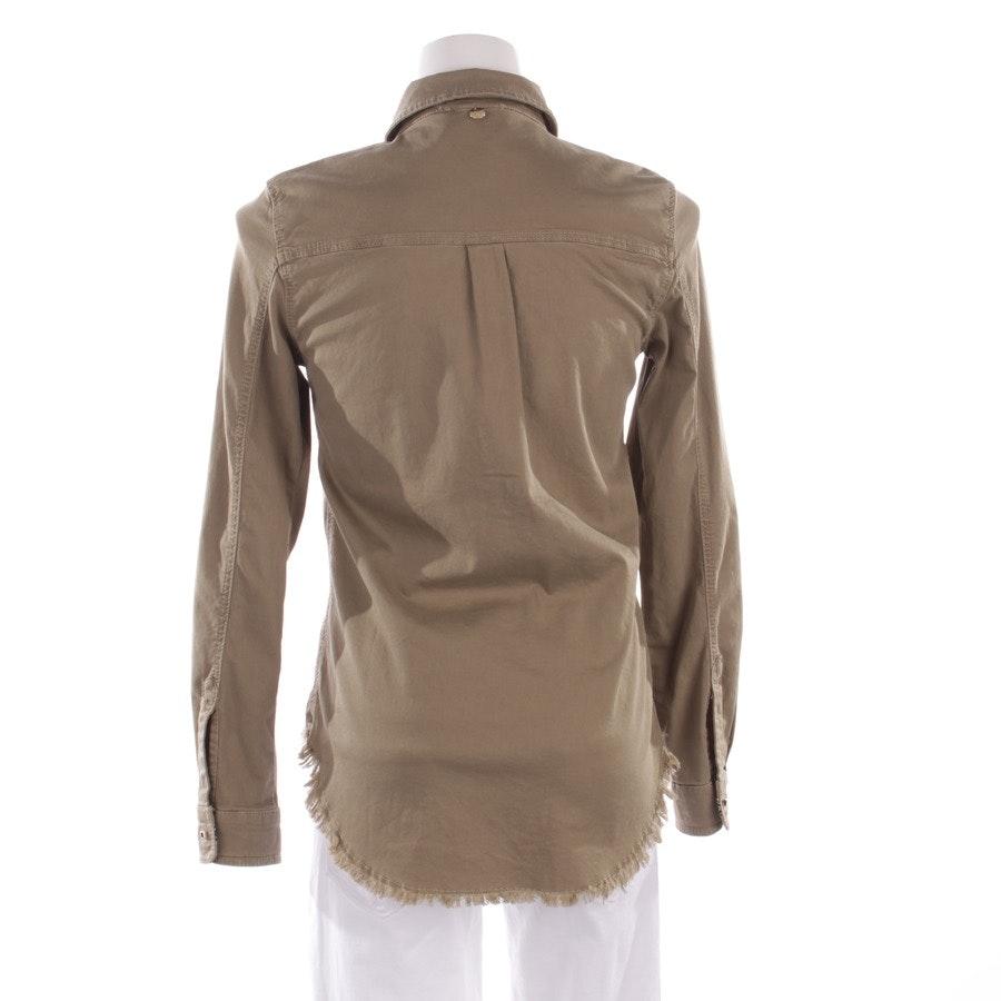 blouses & tunics from Rich & Royal in khaki size DE 34