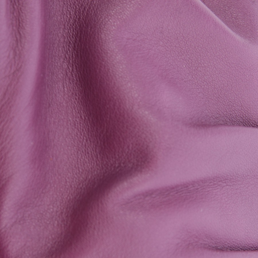 clutches from Francesco Biasia in purple