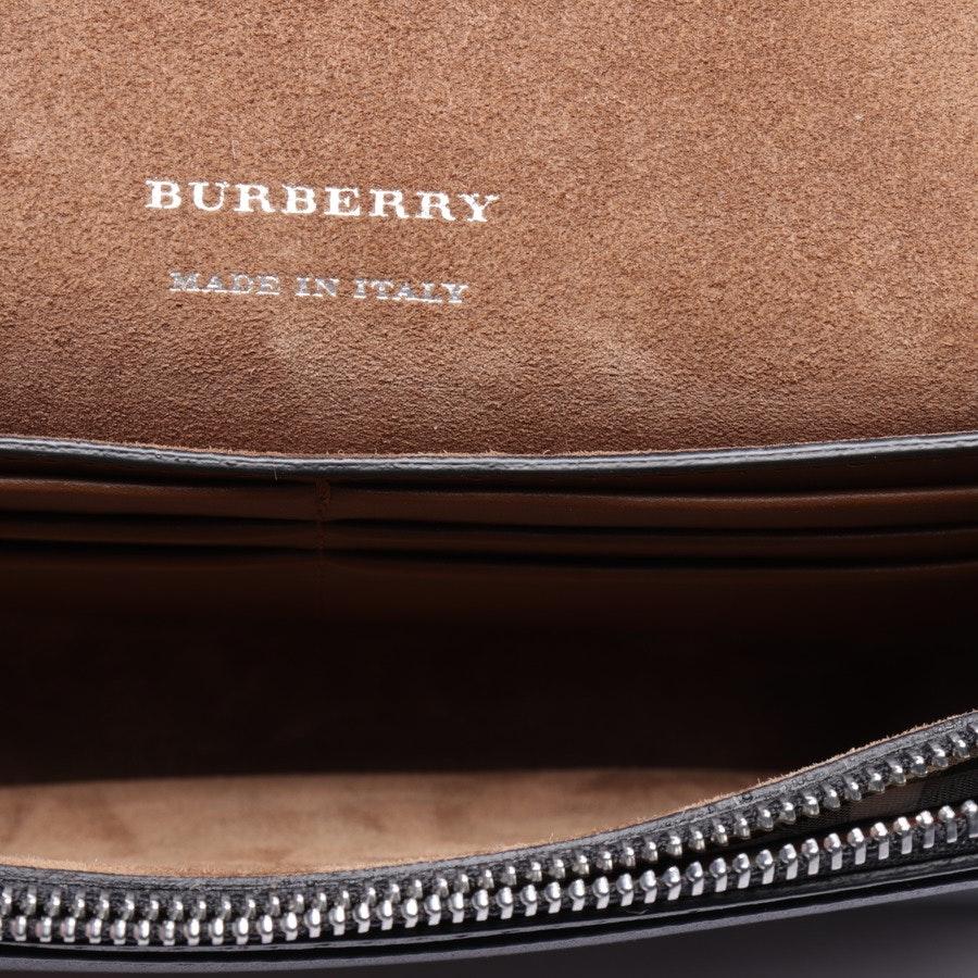 Abendtasche von Burberry in Schwarz und Braun