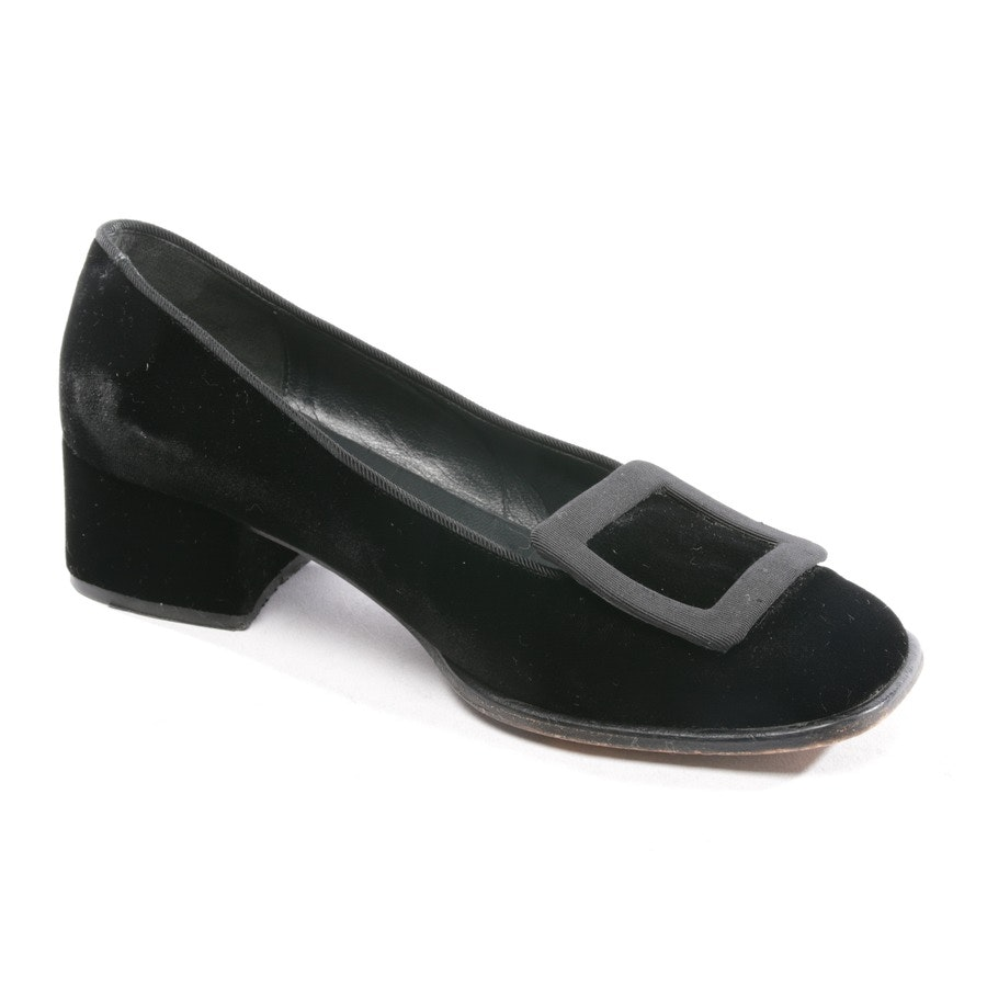 pumps from Mia Jahn in black size D 36,5
