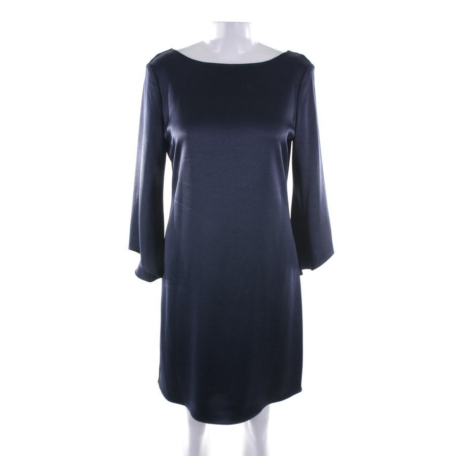 Kleid von Diane von Furstenberg in Dunkelblau Gr. 40