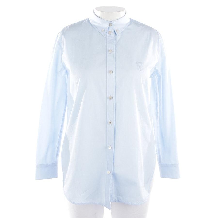 Bluse von Burberry in Blau Gr. 38 UK10