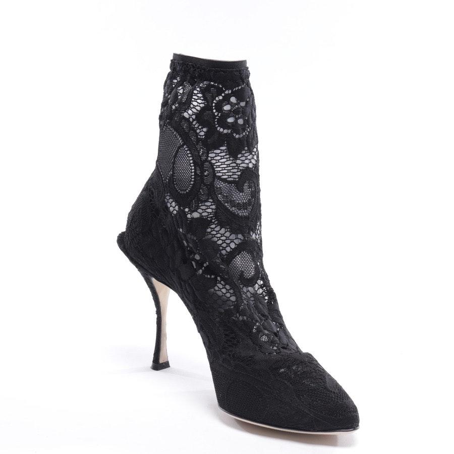 Ankle Pumps von Dolce & Gabbana in Schwarz Gr. EUR 38 - Neu