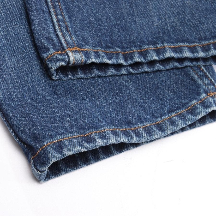 Jeans von Balenciaga in Dunkelblau Gr. W29 - Neu