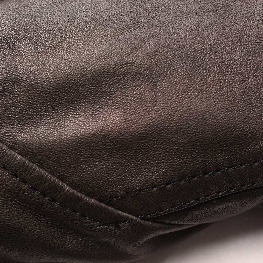 leather jacket from Montereggi in anthracite size XS