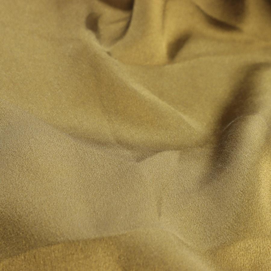 Seidenrock von Vince in Olivgrün Gr. 36 US 6 - Neu
