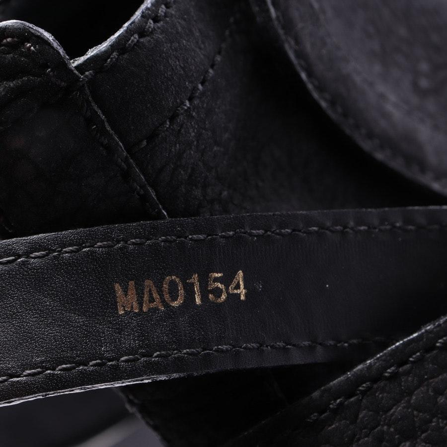 Stiefeletten von Louis Vuitton in Schwarz Gr. EUR 41