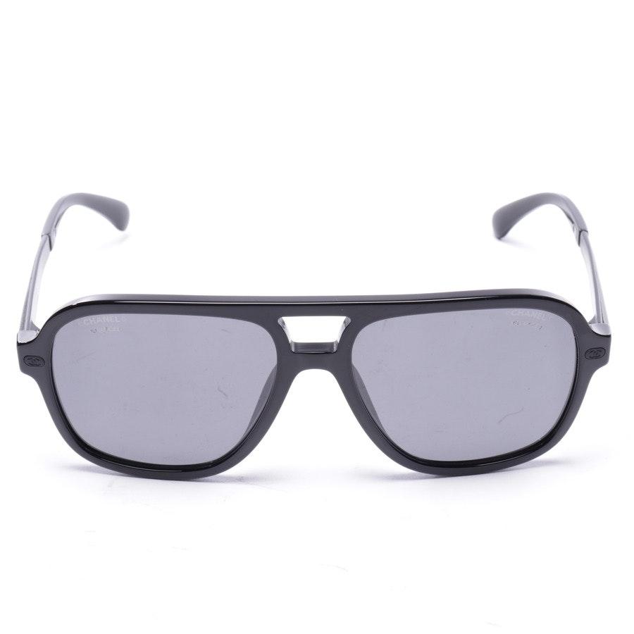 Sonnenbrille von Chanel in Schwarz - 5436-Q - Neu