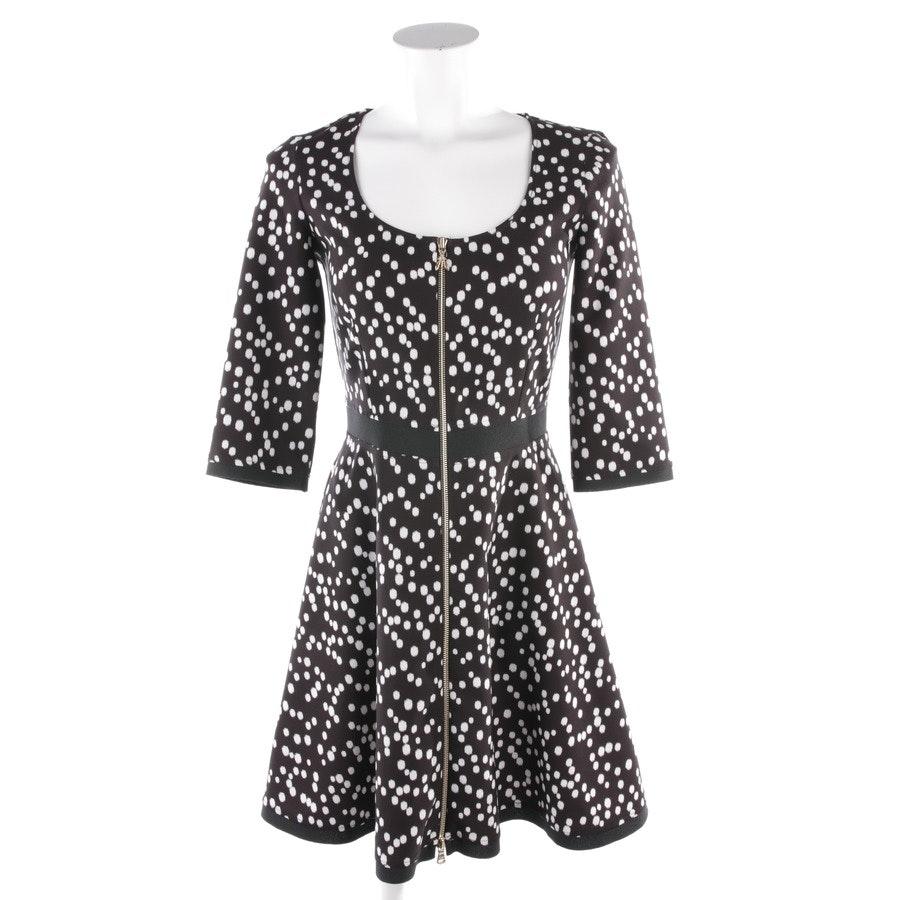 Kleid von Patrizia Pepe in Schwarz und Weiß Gr. 34 IT 40