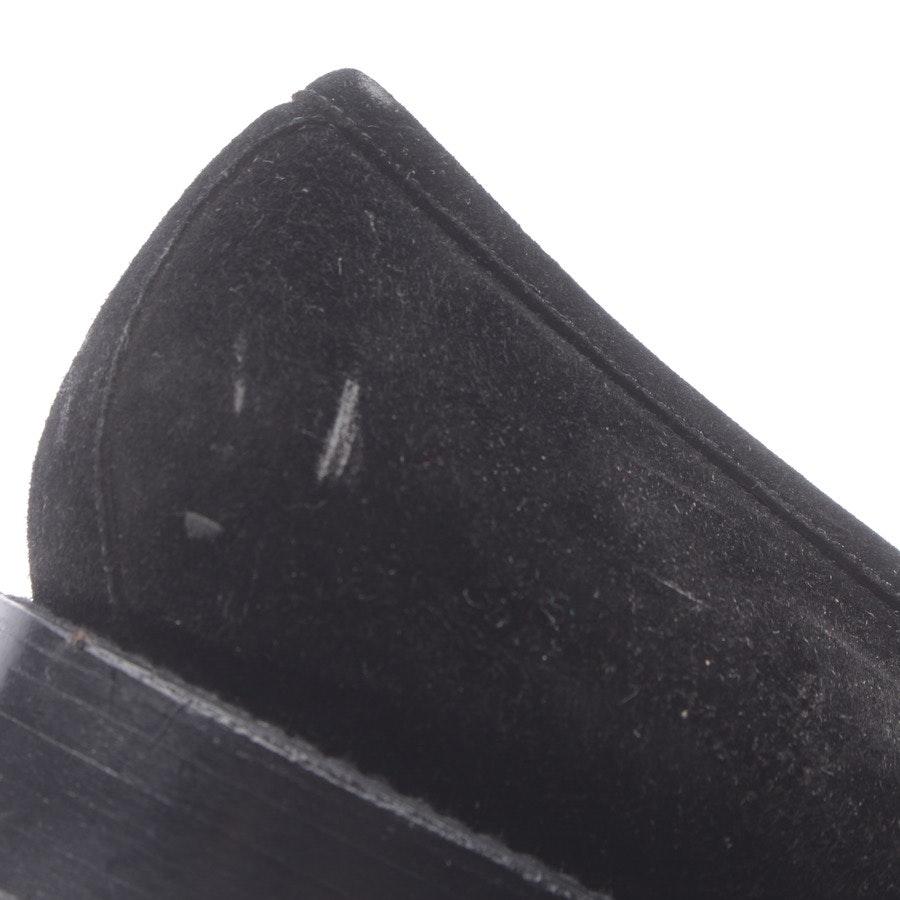 Slipper von Fratelli Rossetti in Schwarz Gr. D 46