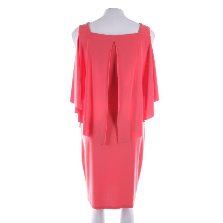 Kleid von Joseph Ribkoff in Korallenrot Gr. 38