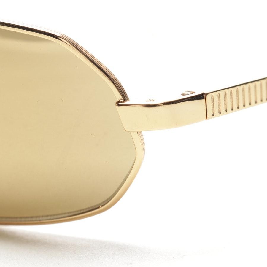 Sonnenbrille von Balenciaga in Gold - Neu - BB0010S