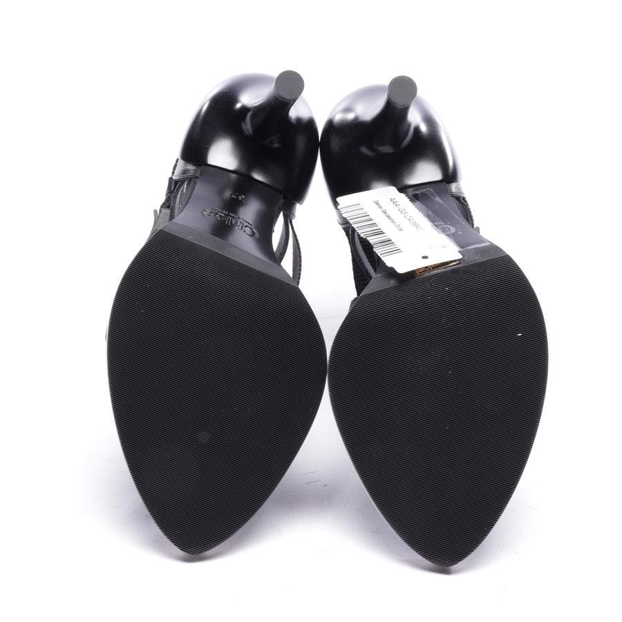 Sandaletten von Chloé in Schwarz und Weiß Gr. EUR 37 - Neu