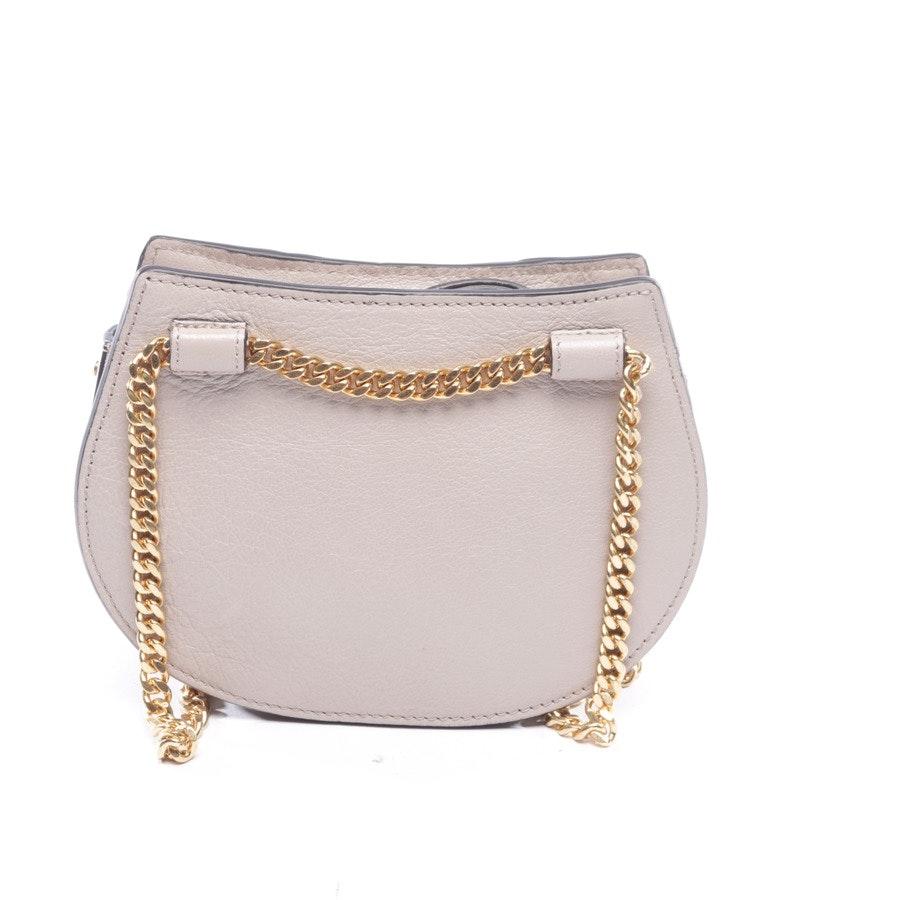 Abendtasche von Chloé in Grau - Mini Pixie Belt
