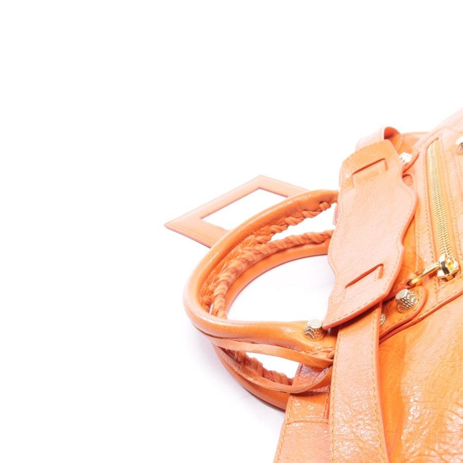 Handtasche von Balenciaga in Orange - Giant 12 City