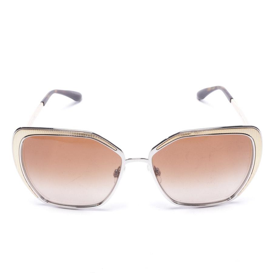 Sonnenbrille von Dolce & Gabbana in Gold und Silber - DG2197 - Neu
