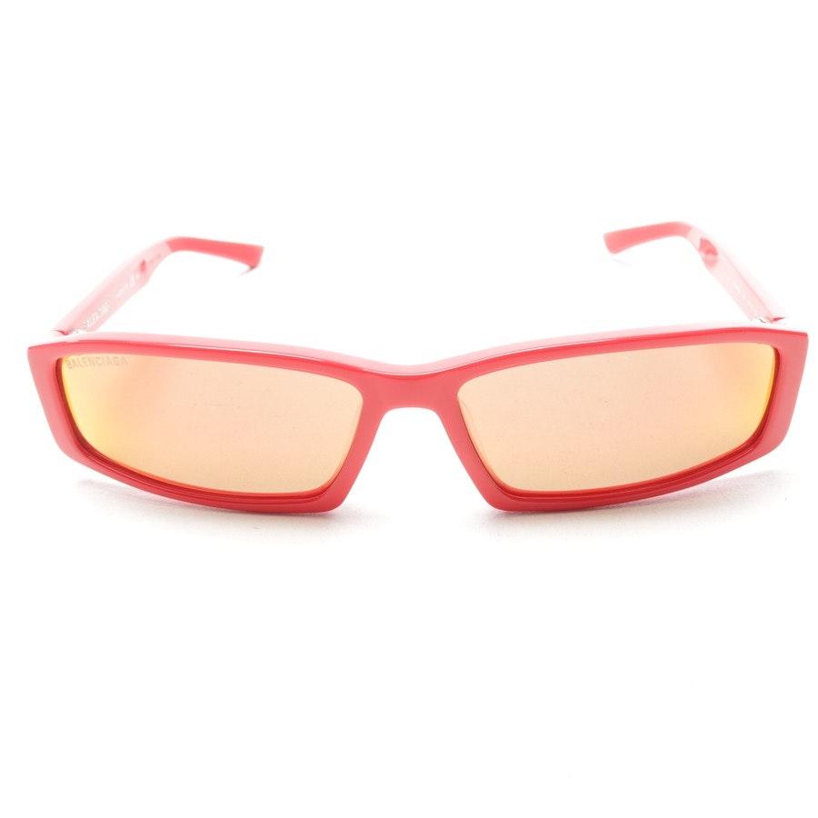 Sonnenbrille von Balenciaga in Rot - BB0008S - Neu