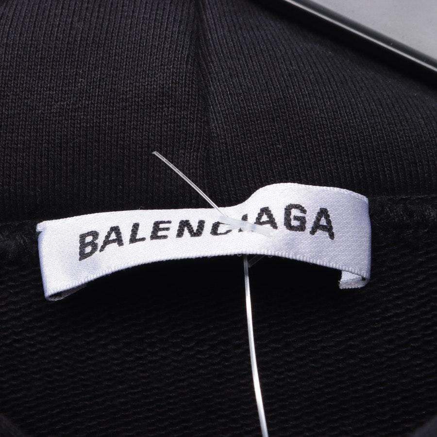 Sweatshirt von Balenciaga in Schwarz Gr. L
