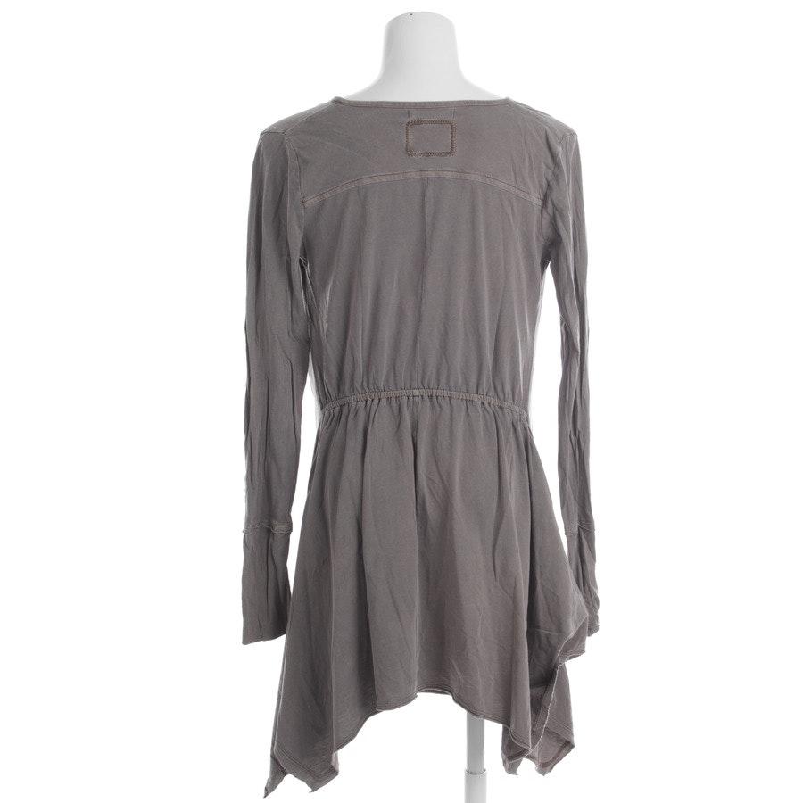 Kleid von Tigha in Taupe Gr. S