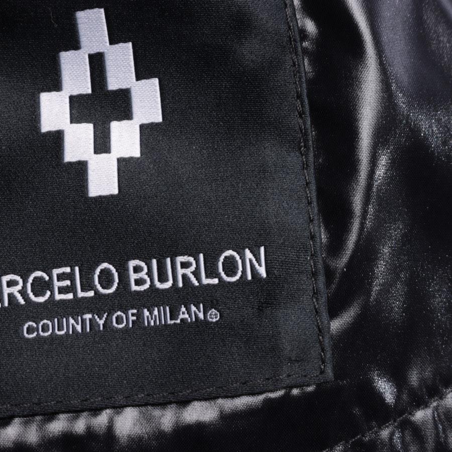 Übergangsjacke von Marcelo Burlow in Schwarz Gr. XL
