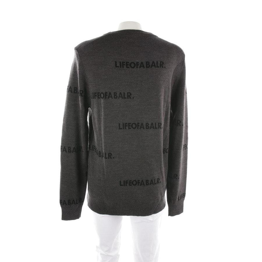 Pullover von BALR. in Dunkelgrau Gr. XL
