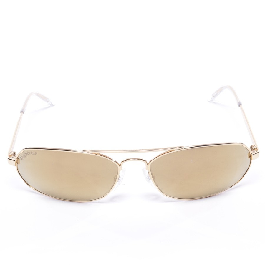 sunglasses from Balenciaga in gold - new - bb0010s