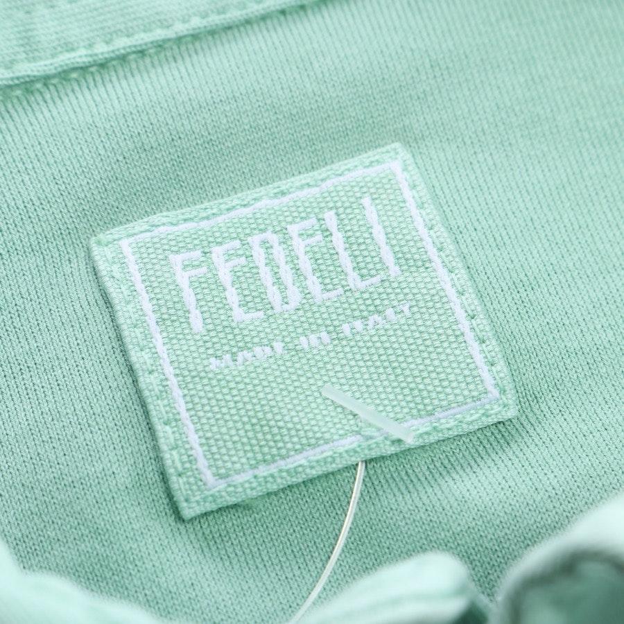 Freizeithemd von Fedeli in Pastellgrün Gr. 50