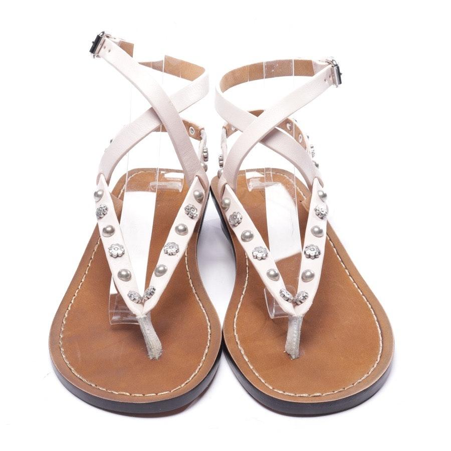 Sandaletten von Isabel Marant in Rosa Gr. EUR 37 - Neu