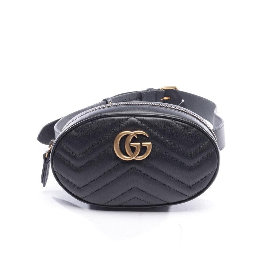 Gürteltasche von Gucci in Schwarz - Marmont