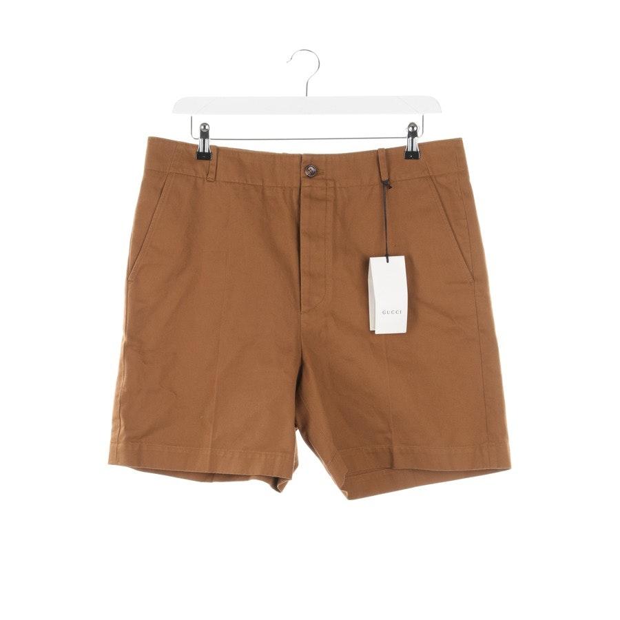 Shorts von Gucci in Braun Gr. 52 - Neu
