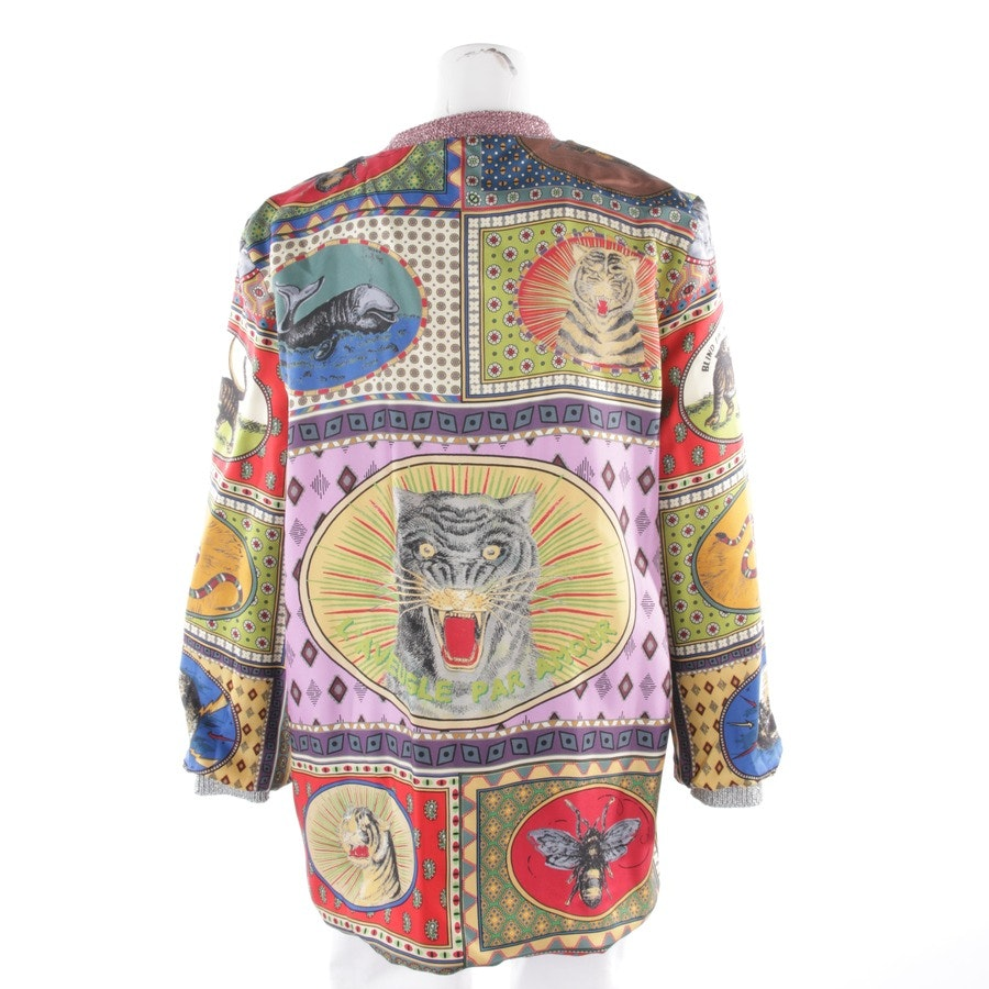 Strickjacke von Gucci in Multicolor Gr. S