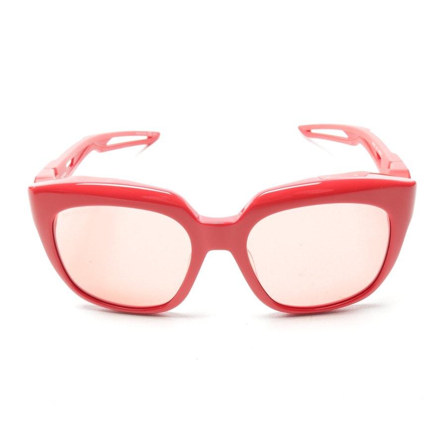 Sonnenbrille von Balenciaga in Rot - Neu - BB0025S