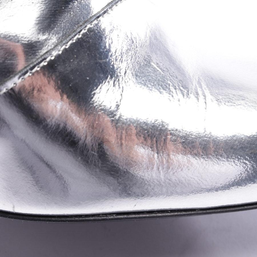 Stiefeletten von Balenciaga in Silber Gr. EUR 36 - Neu