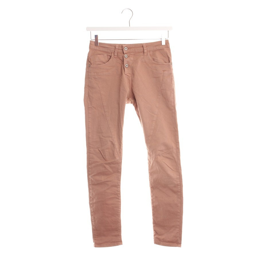 jeans from Please in caramel size XXS
