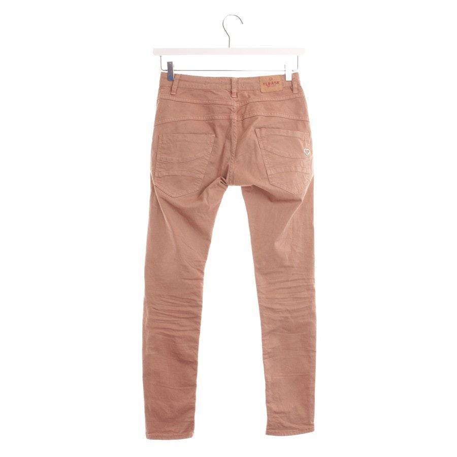 Jeans von Please in Caramel Gr. XXS