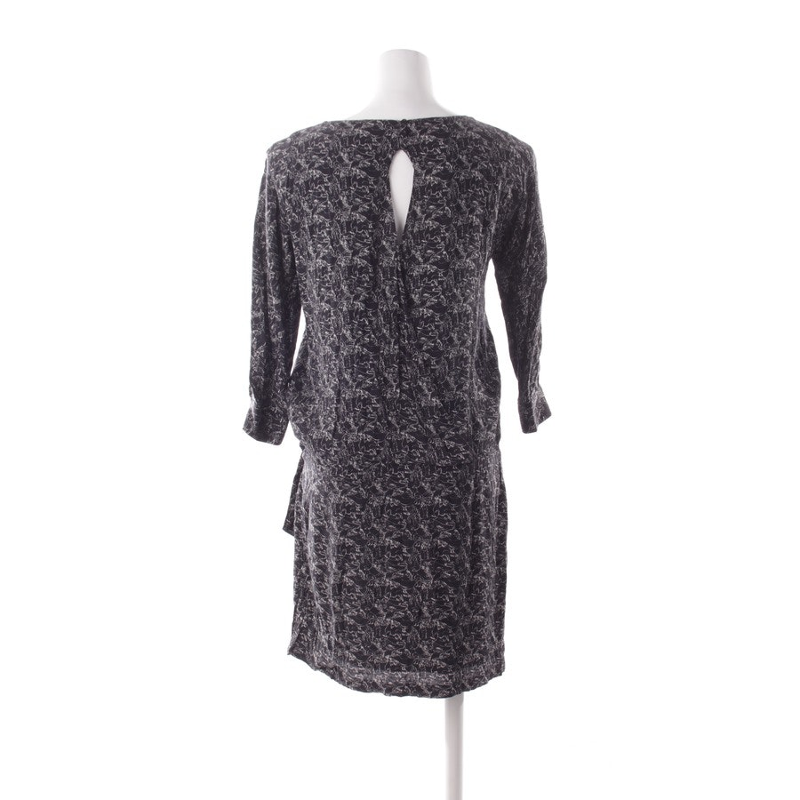 dress from Comptoir des Cotonniers in black and white size S