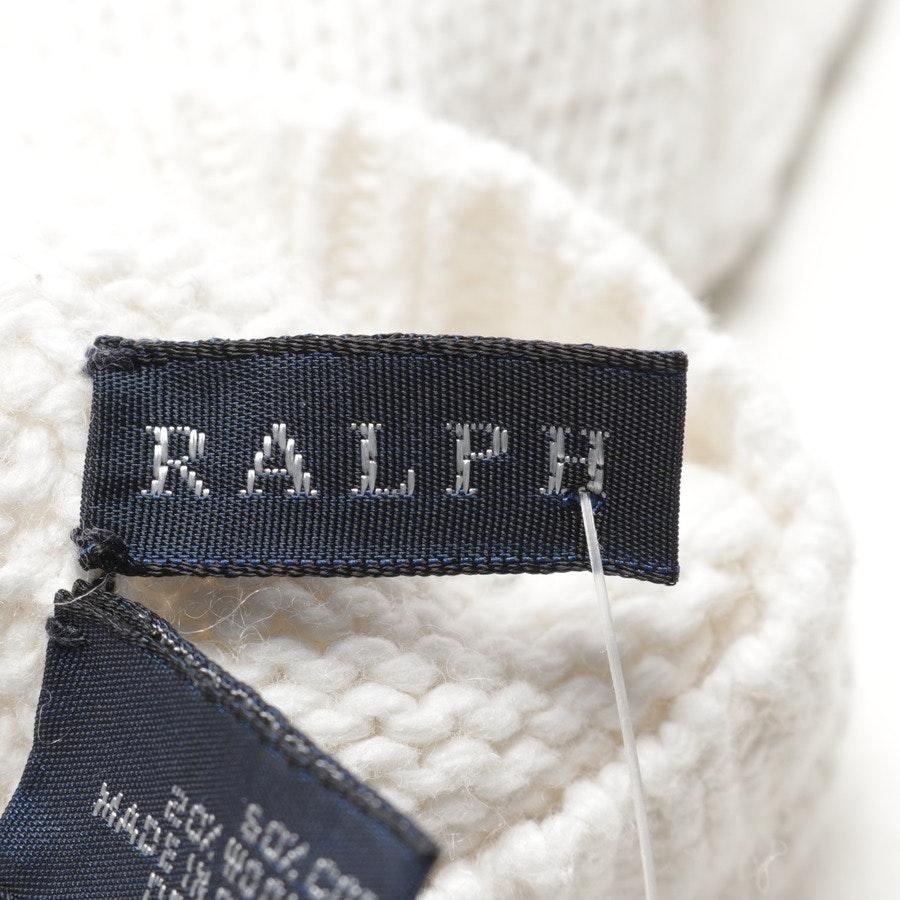 Handschuhe von Polo Ralph Lauren in Weiß Gr. XS