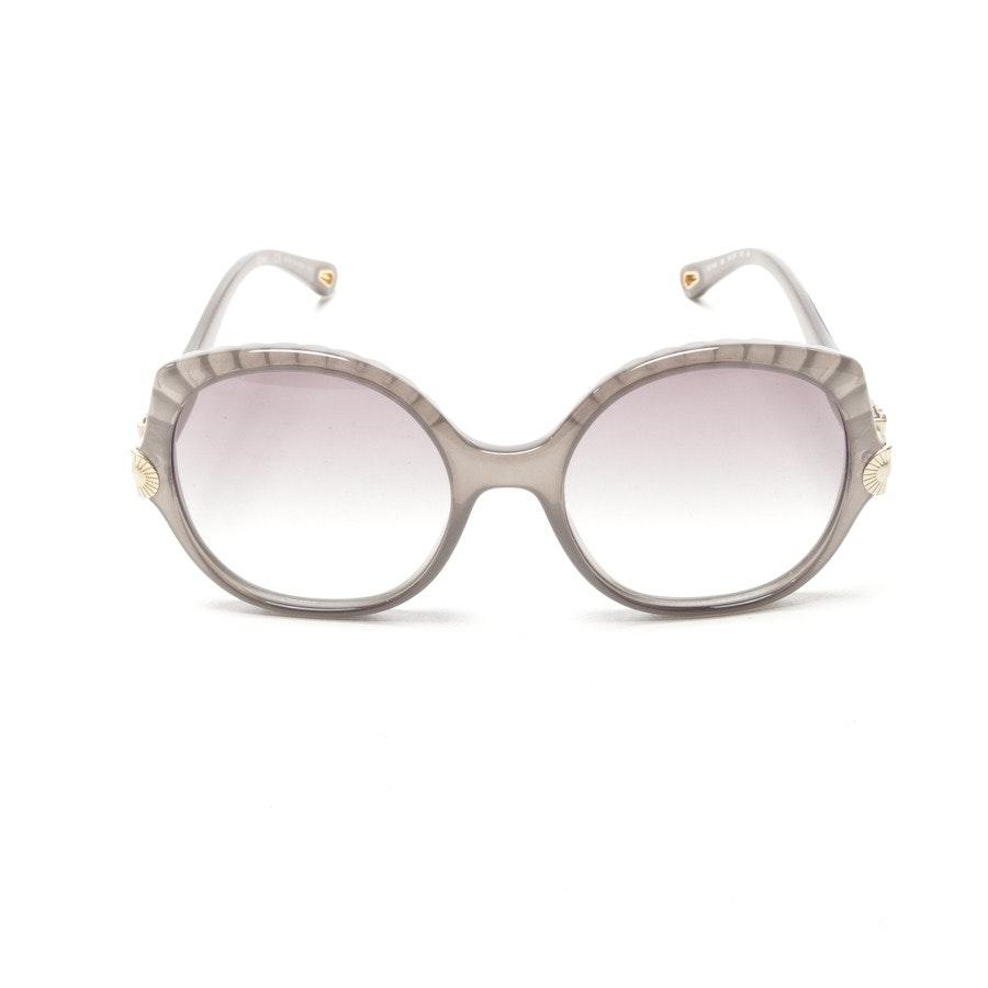Sonnenbrille von Chloé in Dunkelgrau