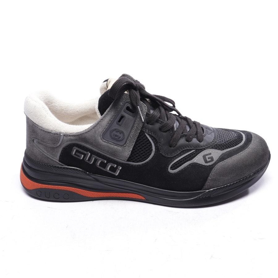 Sneaker von Gucci in Grau und Schwarz Gr. EUR 44 UK 10 - Neu