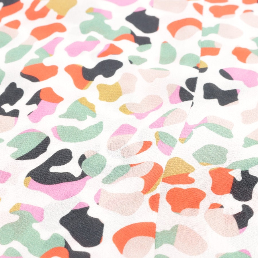 Seidenbluse von Iheart in Multicolor Gr. XL