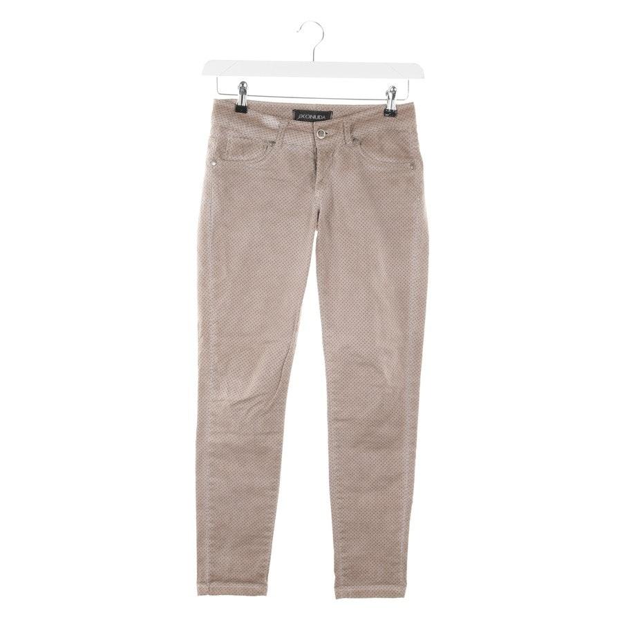 Jeans von Coconuda in Beige Gr. 40 IT 46 - Neu