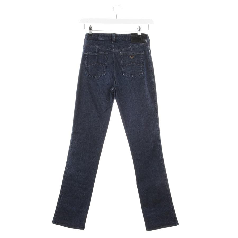 Jeans von Armani Jeans in Mitternachtsblau Gr. W28