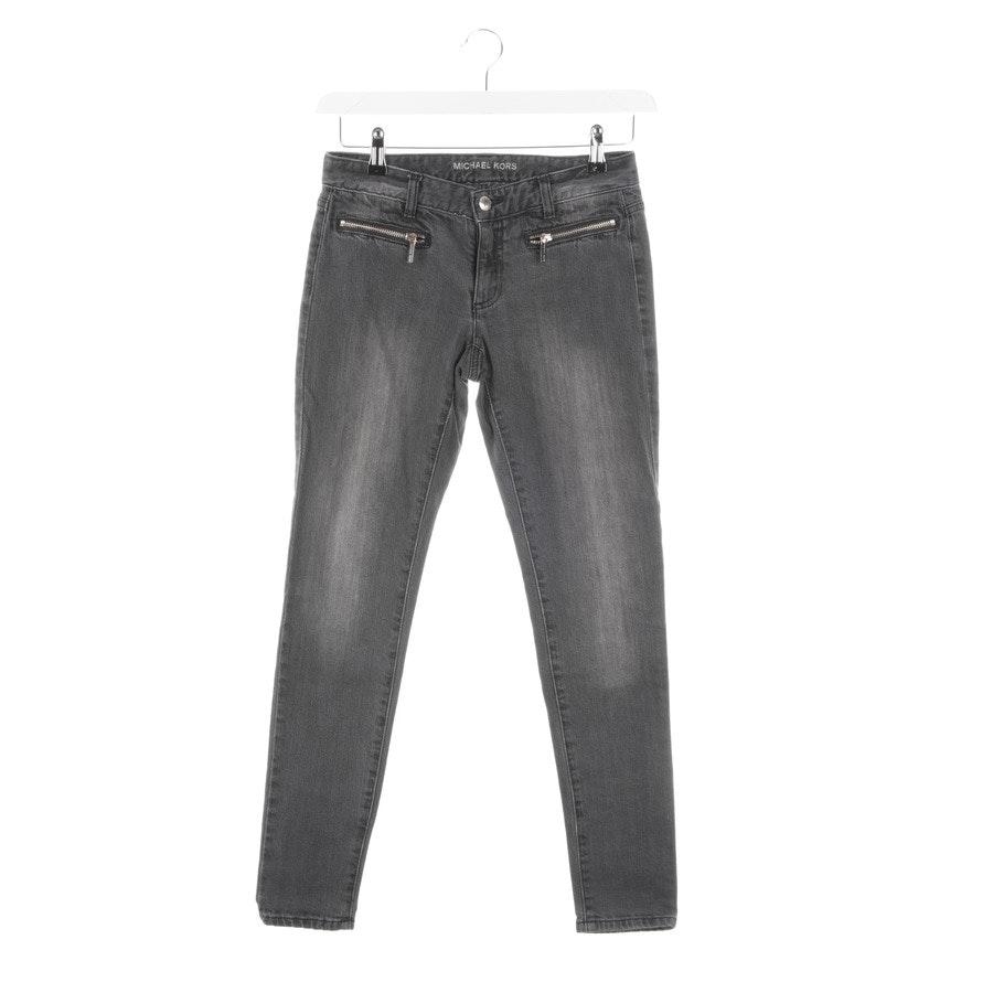 Jeans von Michael Kors in Grau Gr. 32 US 2 Skinny