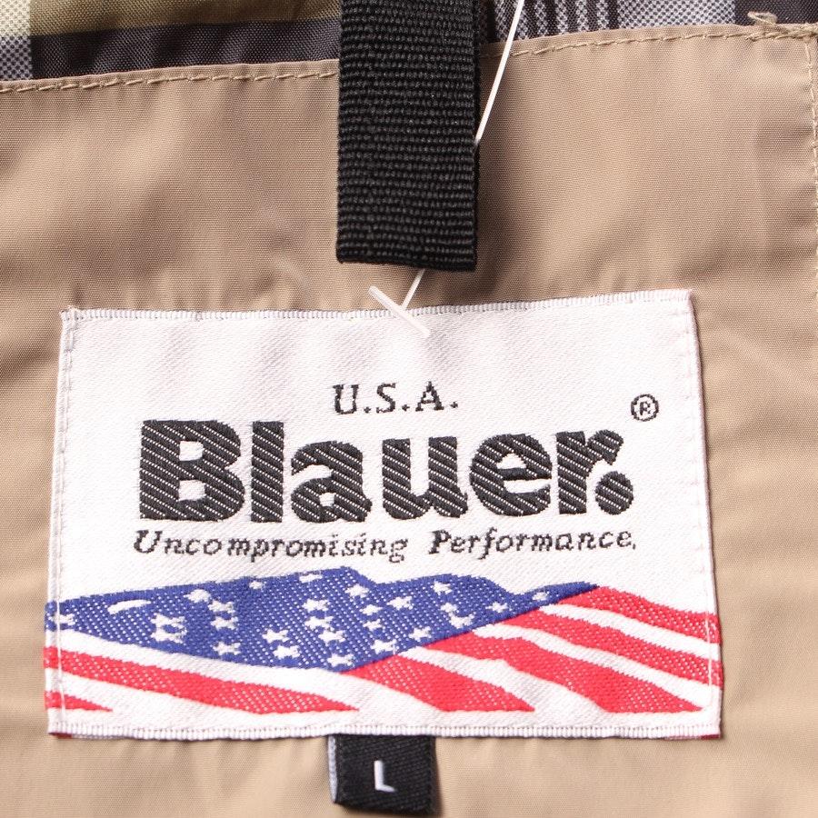 Übergangsjacke von Blauer USA in Beige Gr. L