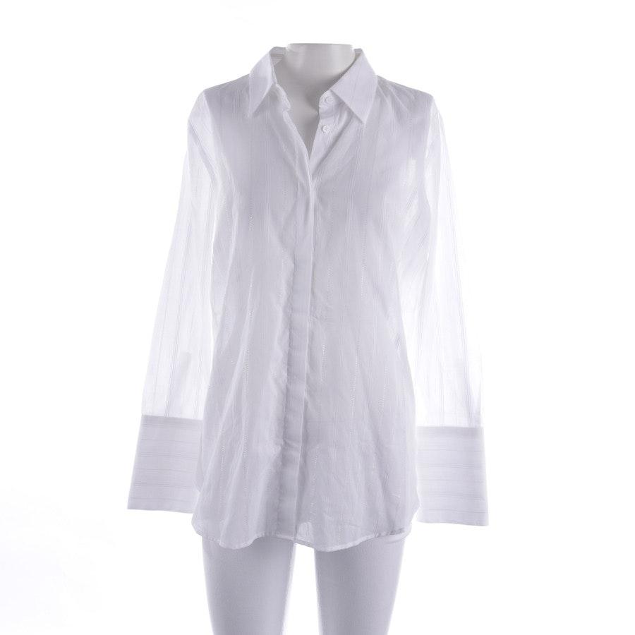 Bluse von Hana San in Weiß Gr. 40 FR 42