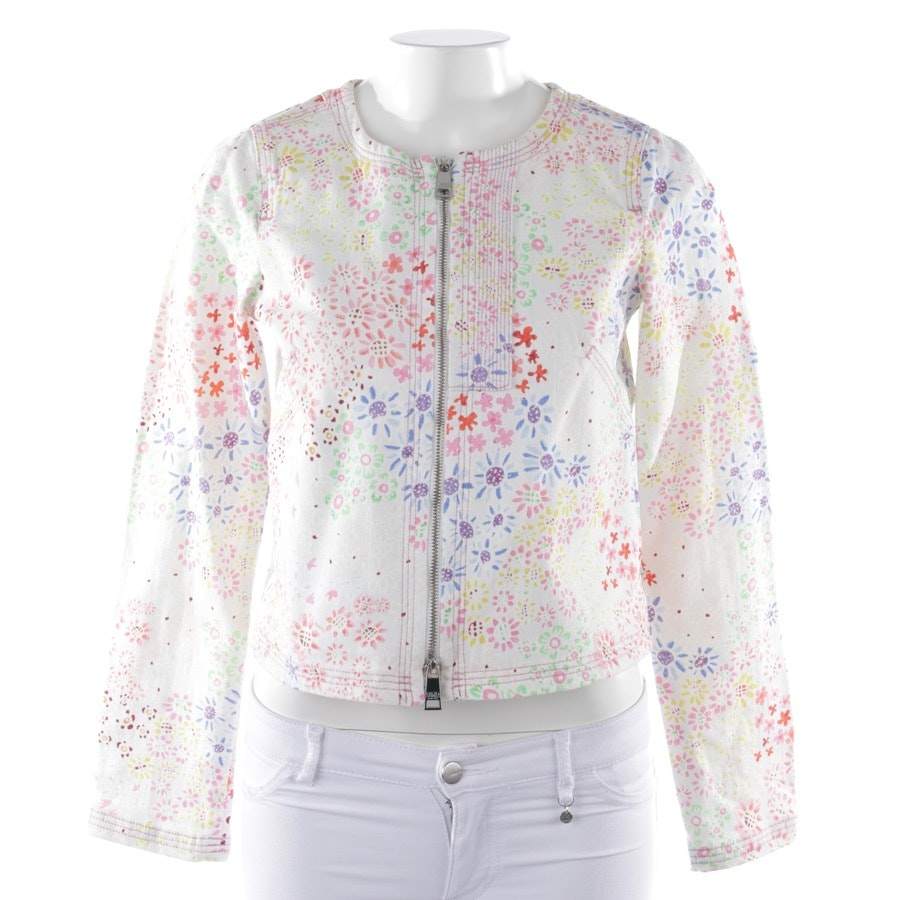 summer jackets from Sonia Rykiel in white and multi-coloured size DE 34 FR 36 - new