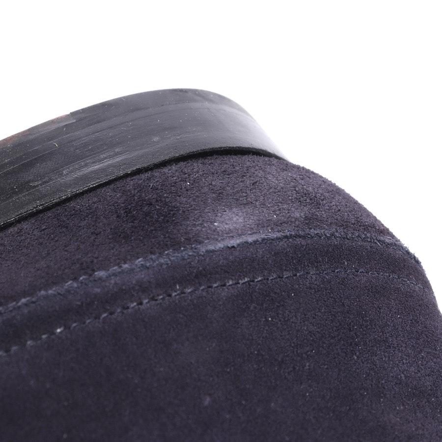 Stiefeletten von Paul Smith in Nachtblau Gr. EUR 41 UK 7