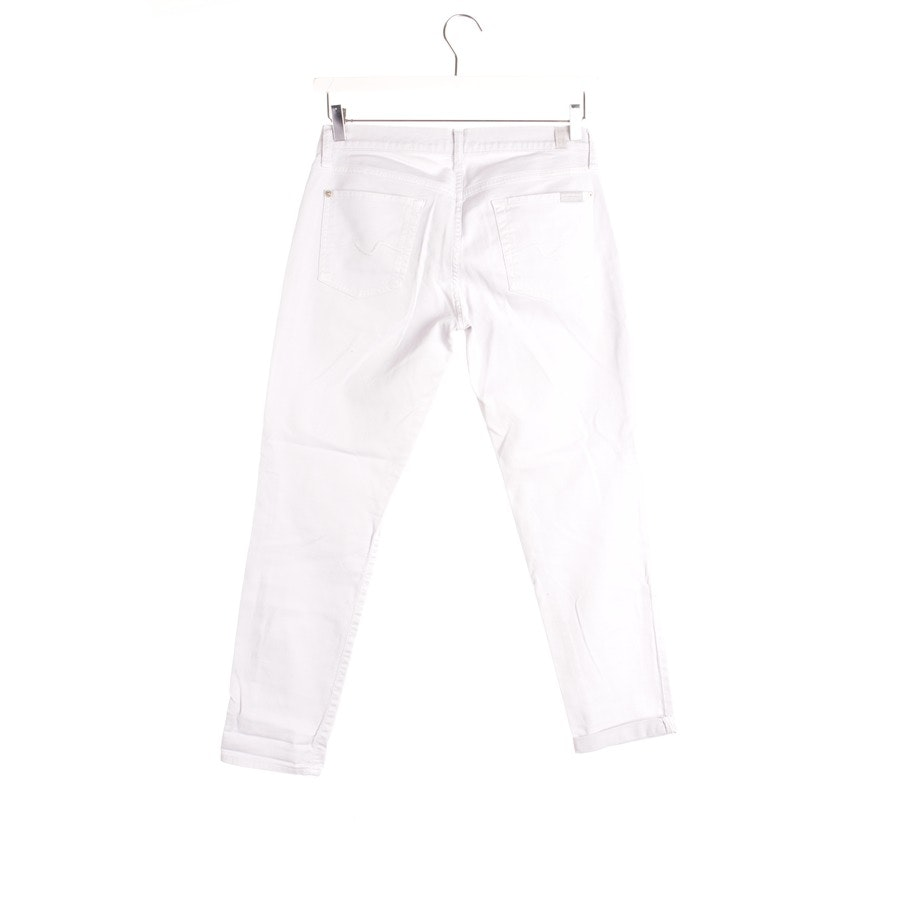 jeans from 7 for all mankind in light grey size W26 - josefina