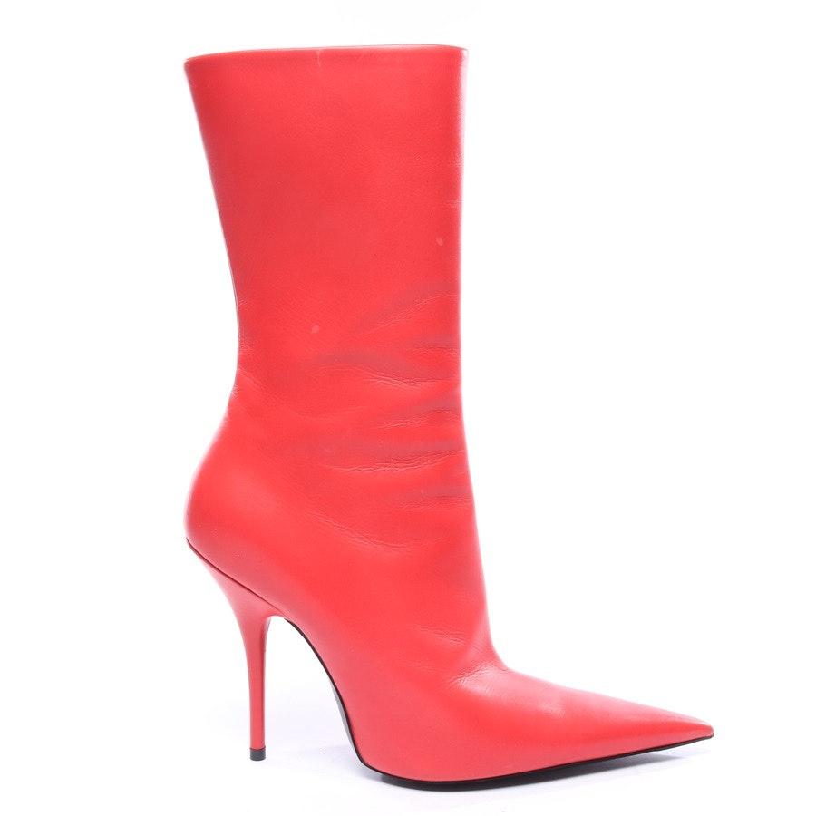 Stiefel von Balenciaga in Rot Gr. EUR 36,5