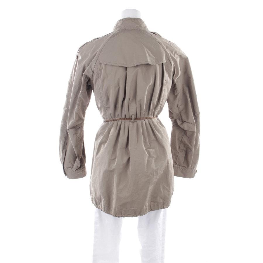 between-seasons jackets from Rivamonti in beige brown size S